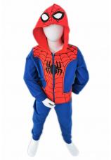 Spider-Man® Salopeta pijama albastra 890111