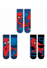 Spider-Man® Sosete normale Multicolore 106106