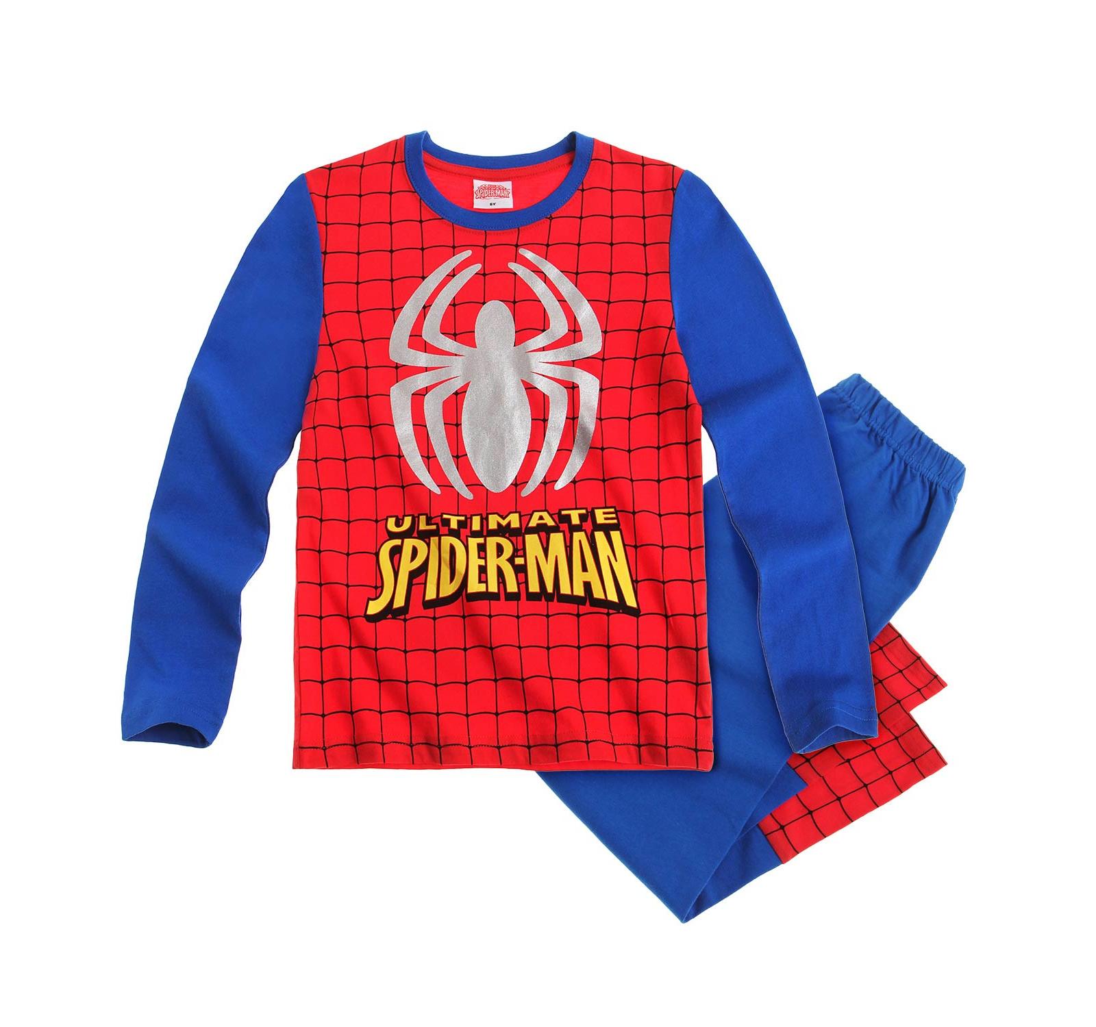 ddae8c1082 Baieti    Pijamale    Pijamale pantaloni lungi    Spiderman® Pijama ...