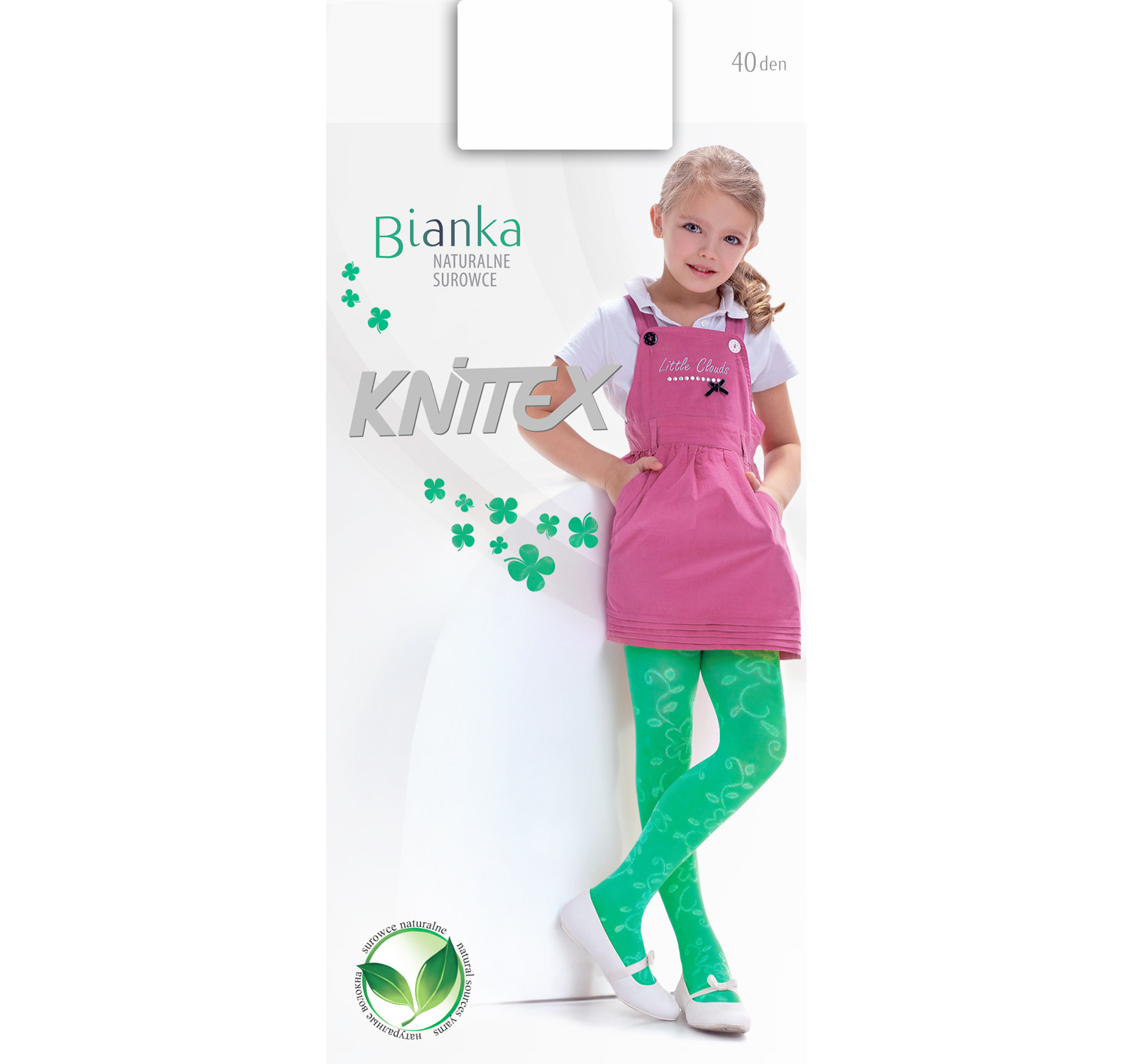 Dres Chilot Bianka (2-10 ani) Alb