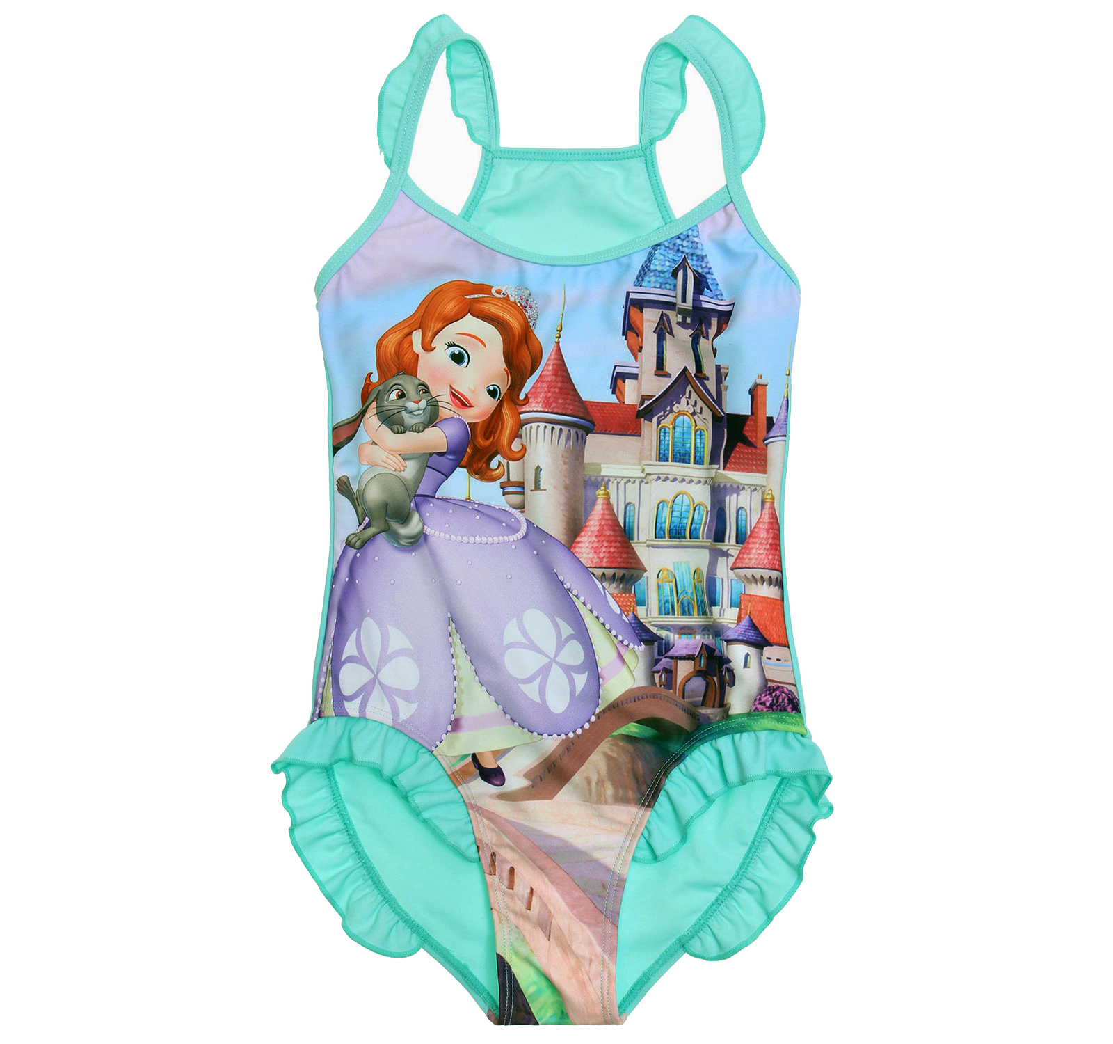 Sofia the First® Costum de baie intreg Aqua