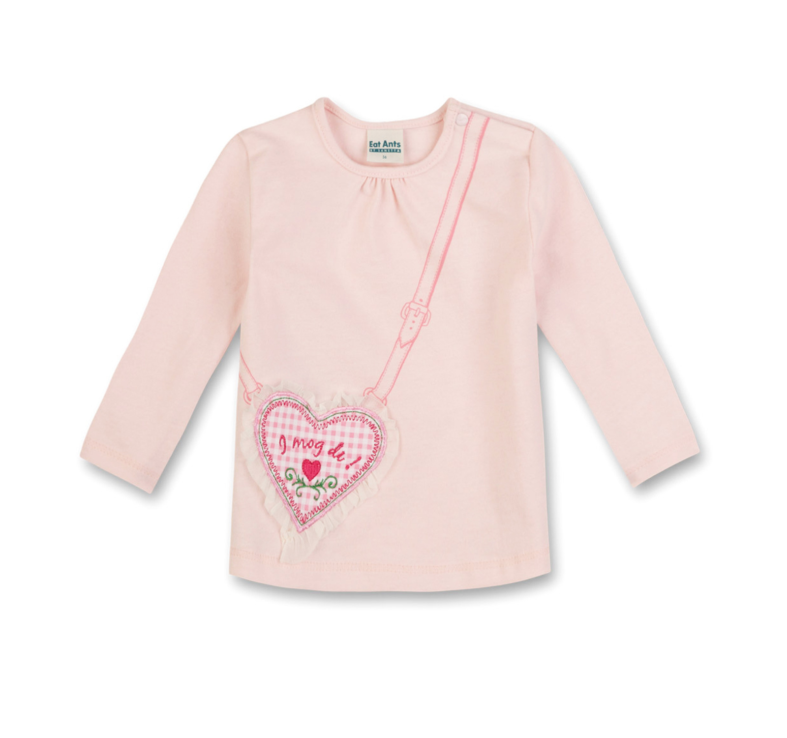 Bluza Bebe  Roz pal