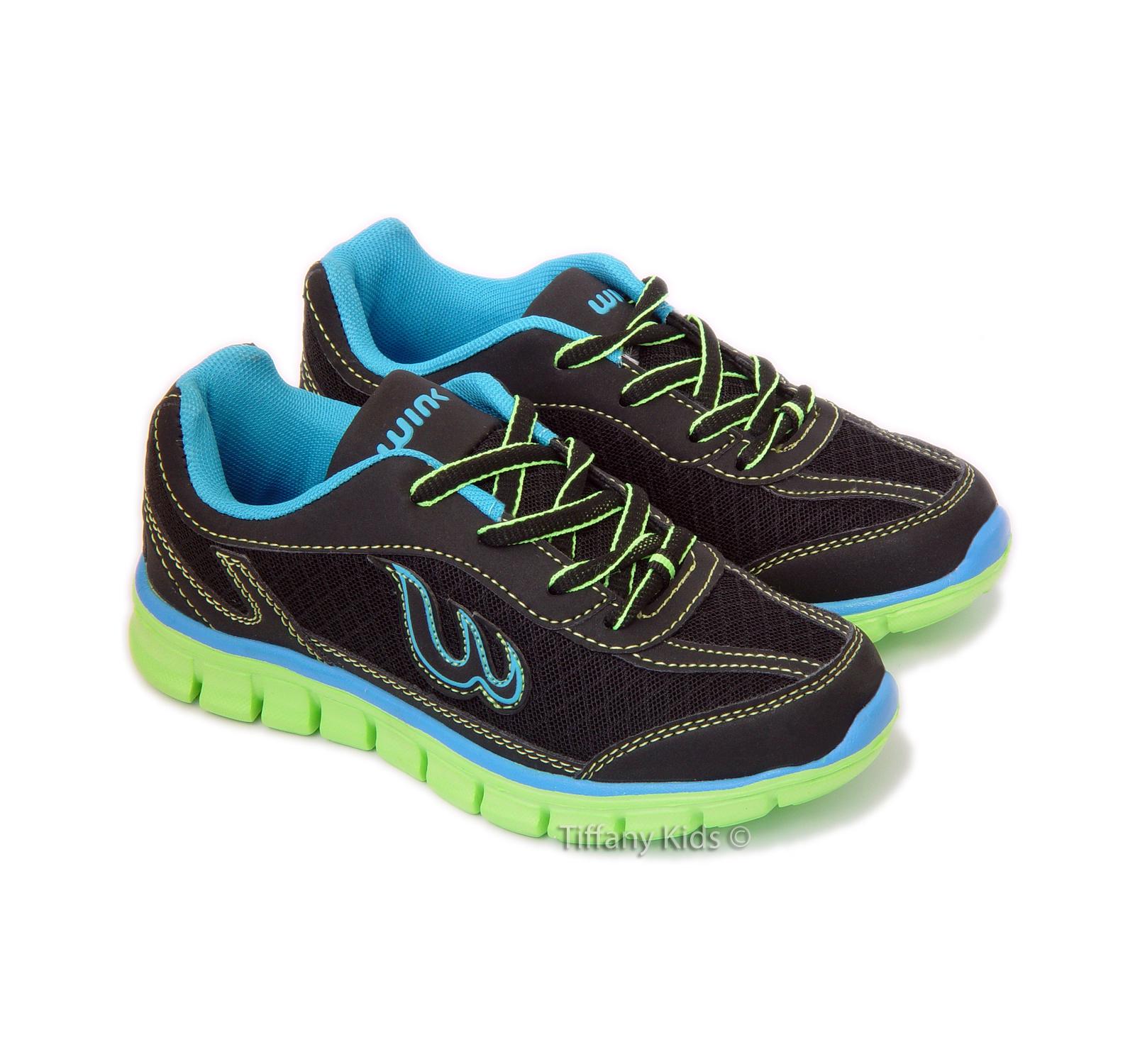 Wink® Pantofi sport Universus 2 Negru