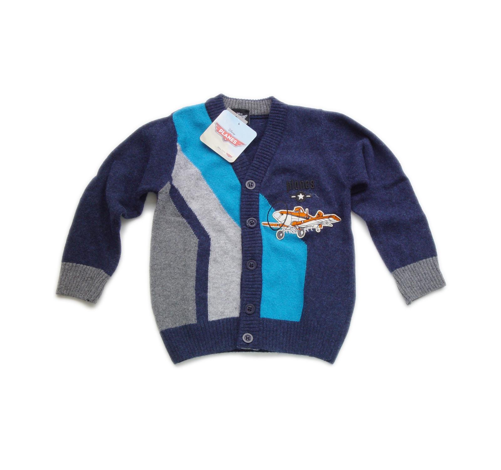 Planes® Cardigan (3-7 ani) Bleumarin