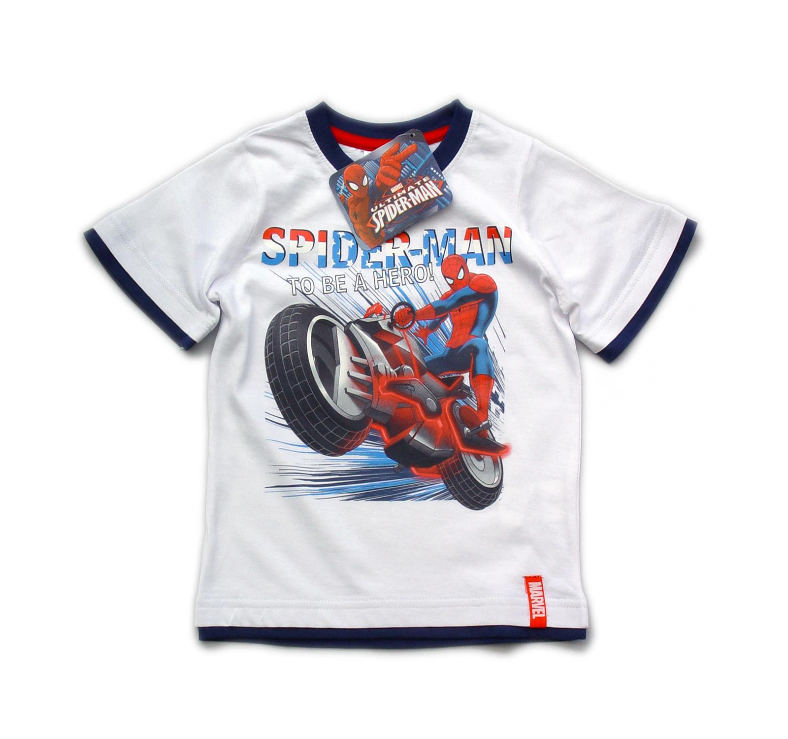 Spiderman® Tricou Alb
