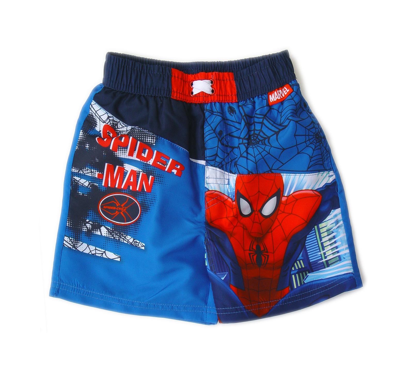 Spider-Man® Short baie (4-8 ani) Albastru