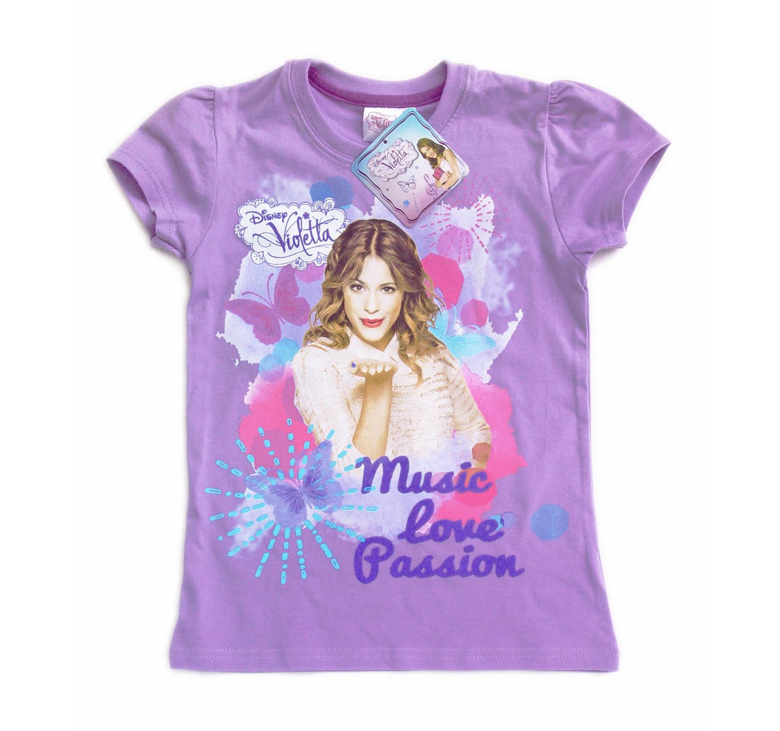 Violetta® Tricou Mov