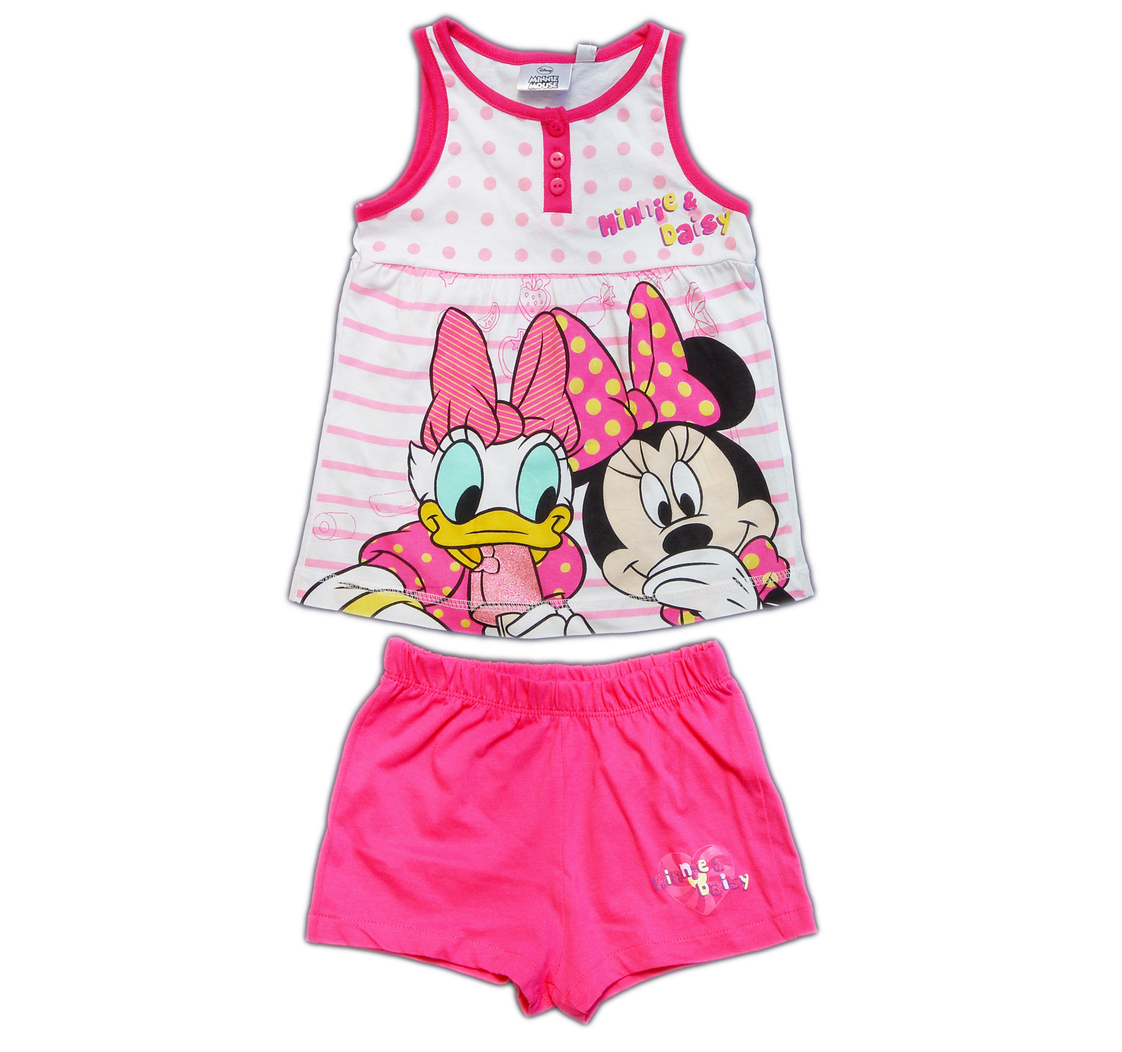 Minnie® Pijama Fuxia