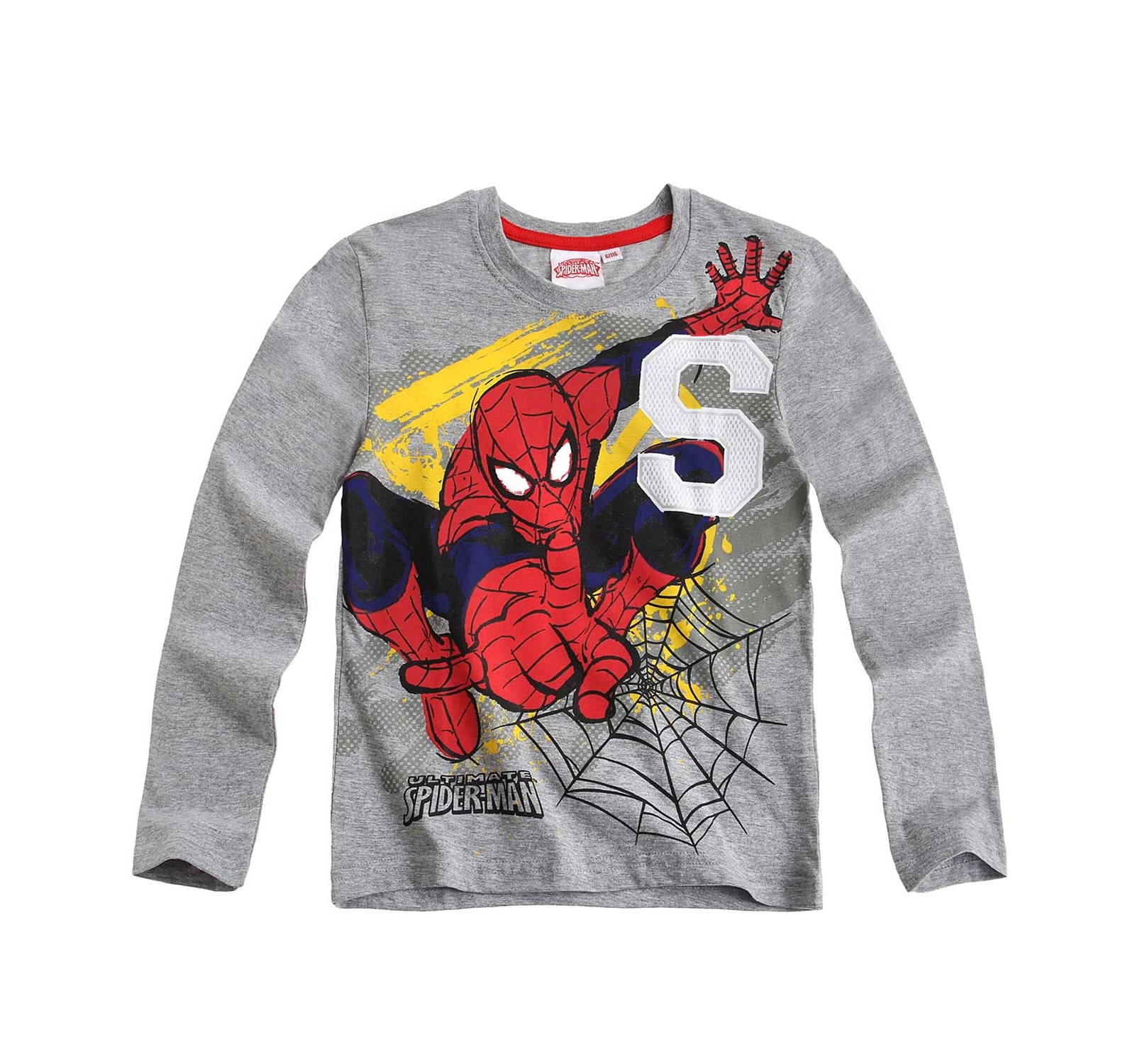Spiderman® Bluza Gri