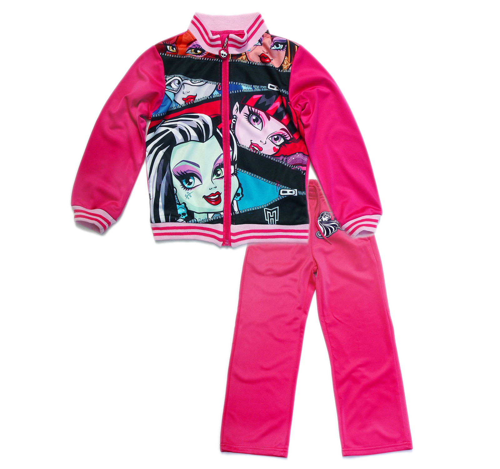 Monster High® Trening Fuxia