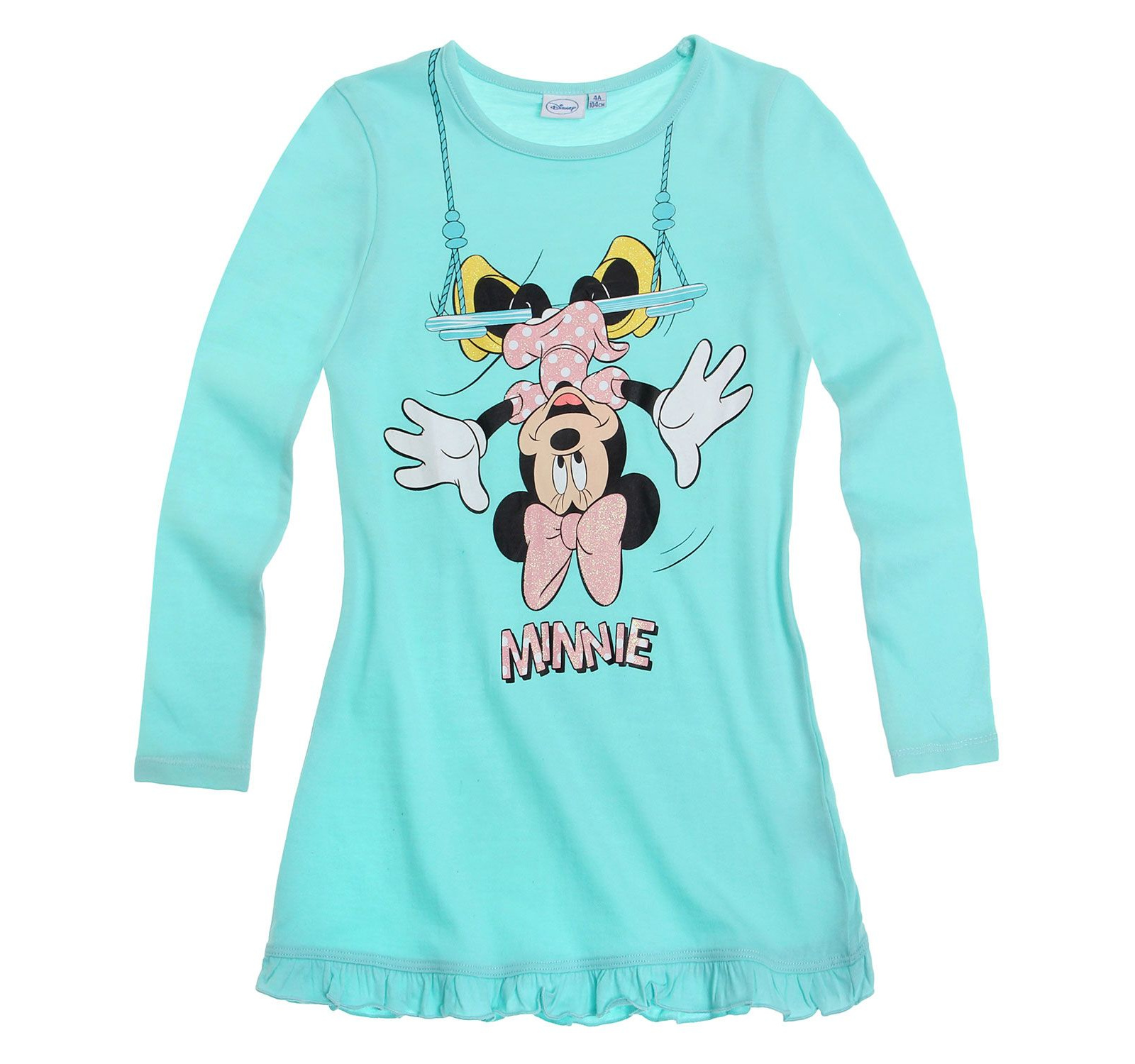 Minnie® Camasa noapte (92-128) Turcoaz