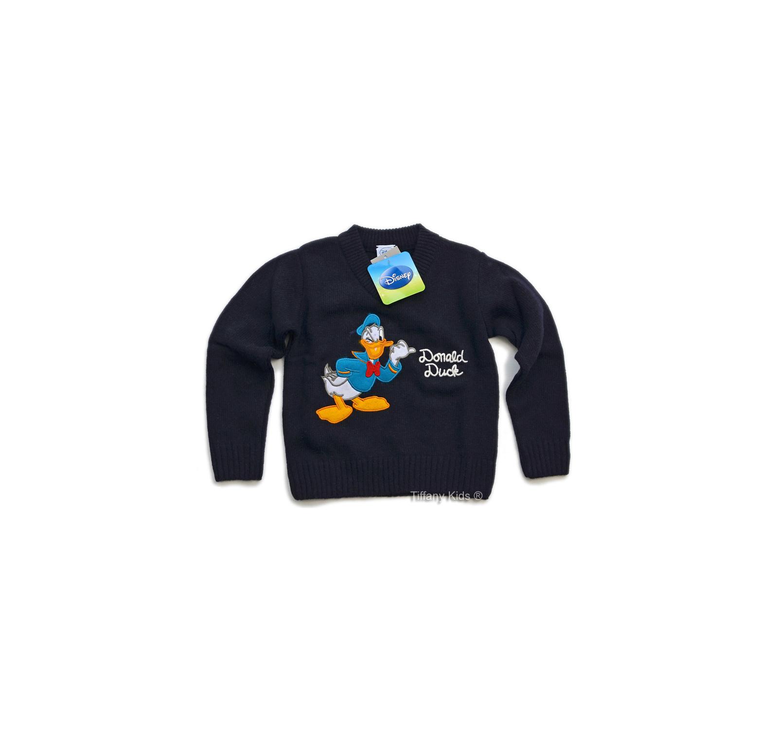 Donald Duck® Pulover (3-7 ani) Bleumarin