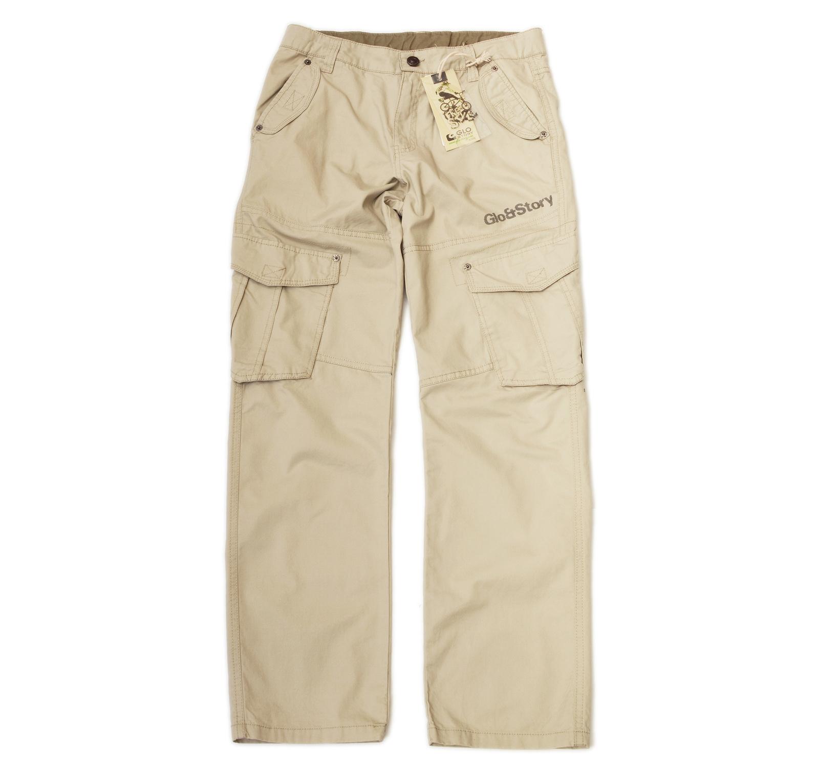 Pantaloni (134-164) Glo Story Crem