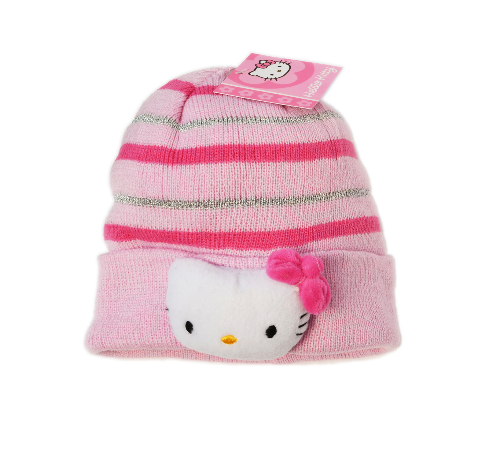 Hello Kitty® Caciulita (50-52) Roz