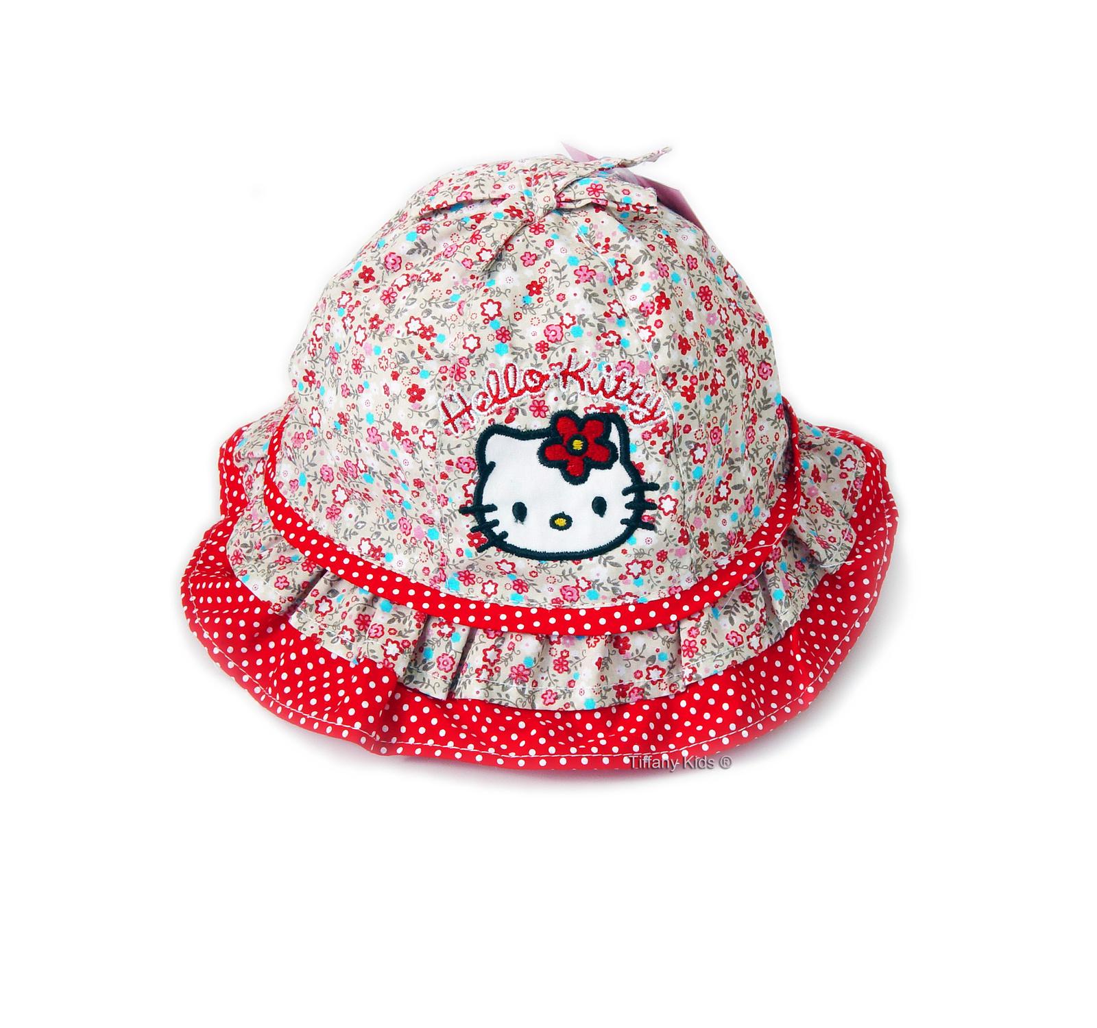 Hello Kitty® Palarioara (48-50) Rosu