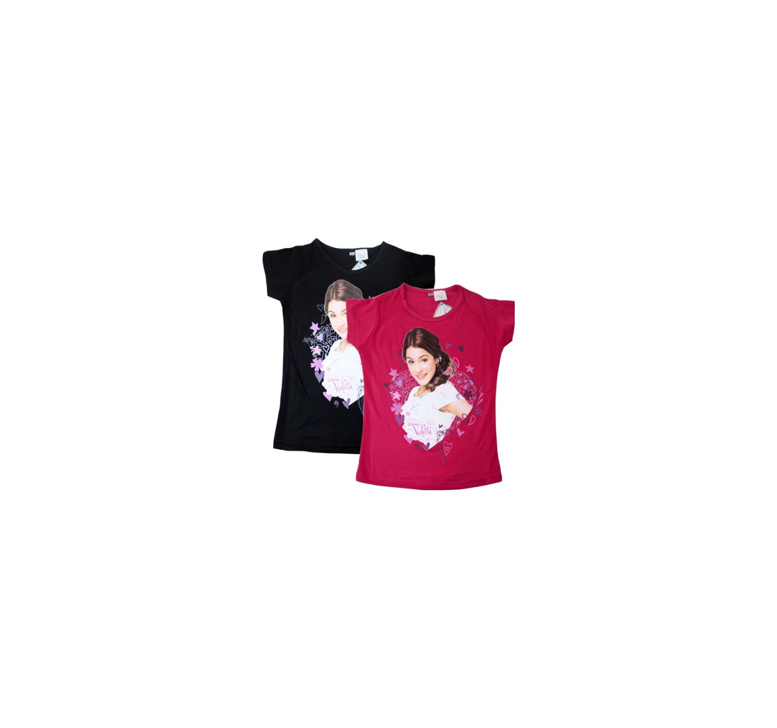 Violetta ® Tricou Negru