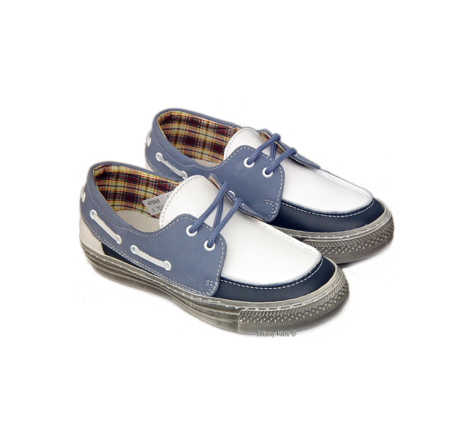 Pantofi piele Zebra Multicolor