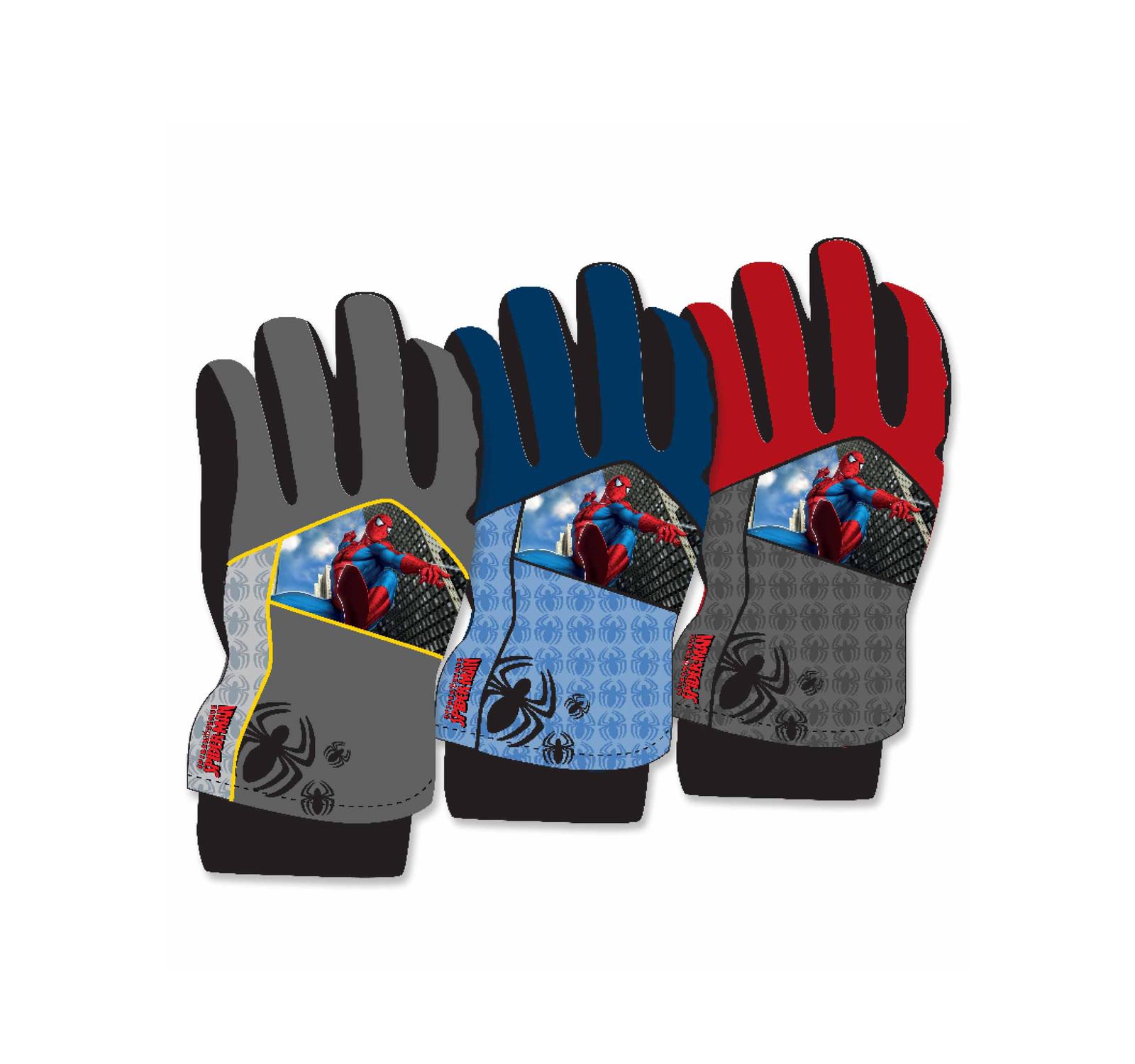 Spiderman® Manusi schi Multicolor