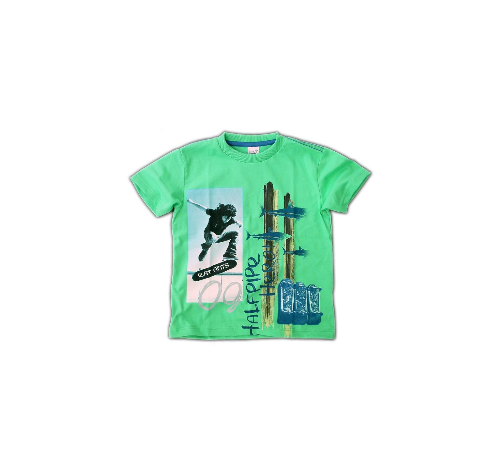 Tricou 92-164 Verde