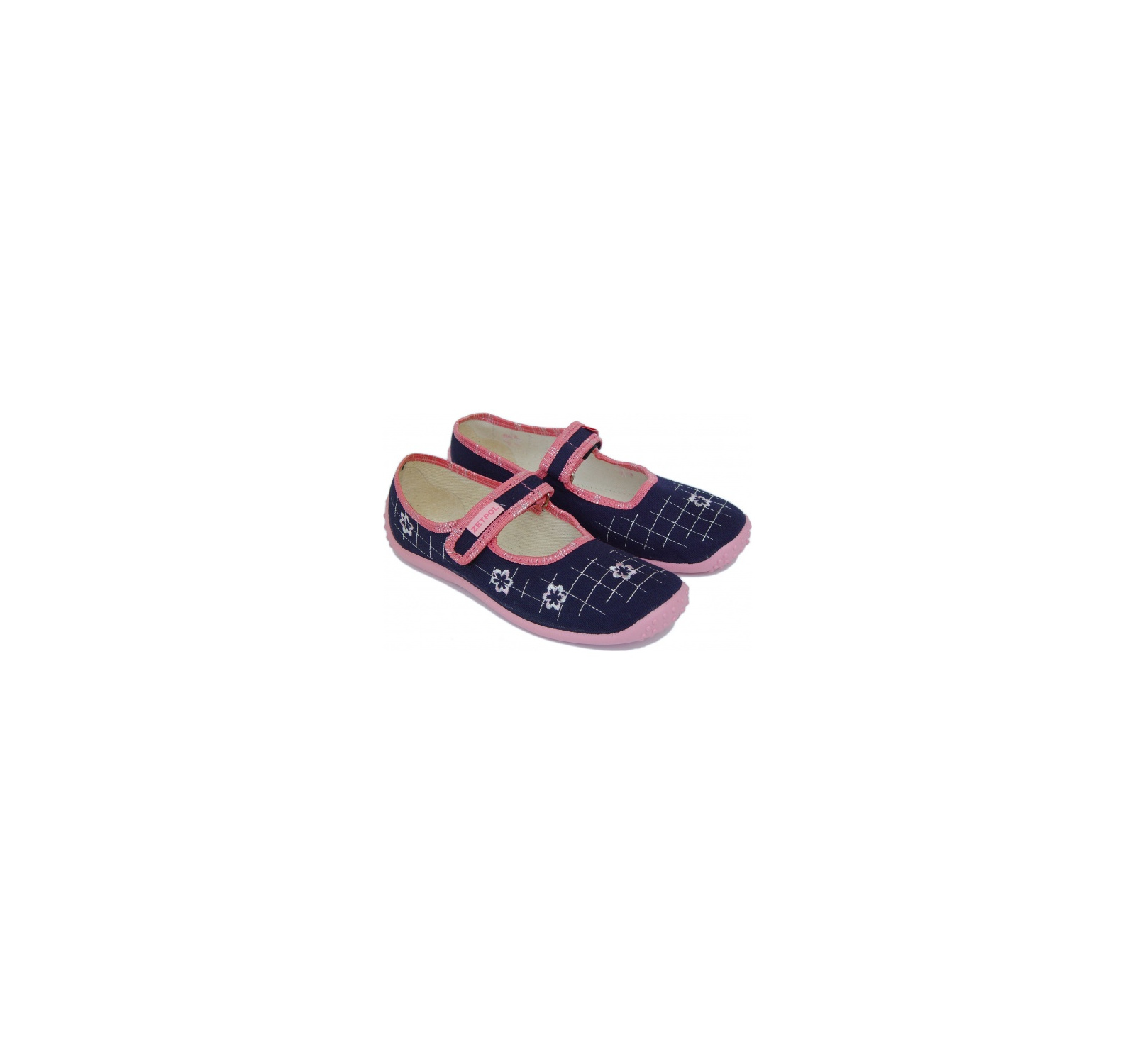 Balerini MARISIA (25-35) Zetpol Bleumarin roz
