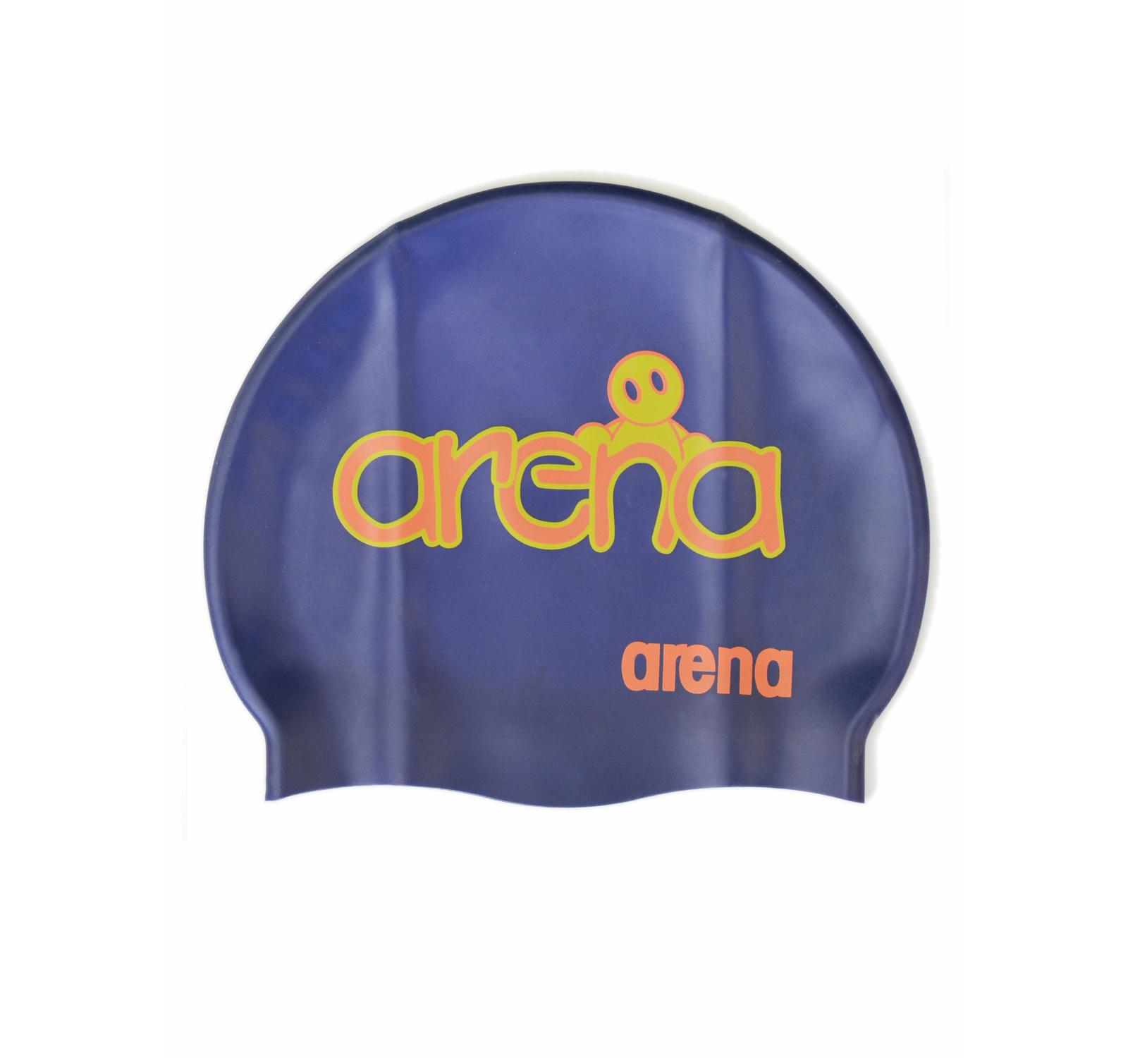 Arena® Casca inot Kun 3-7 ani Bleumarin