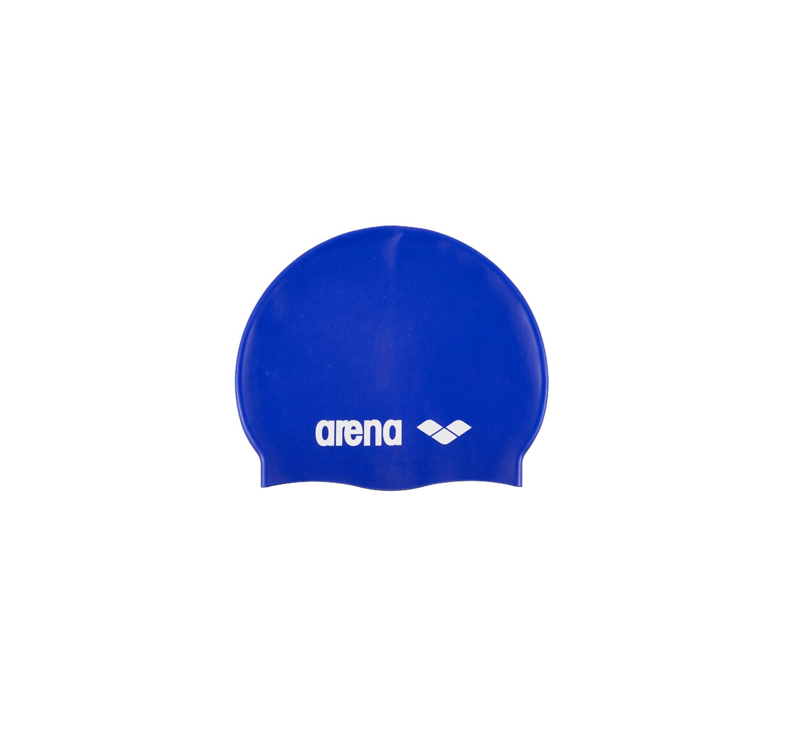 Arena® Clasic Silicon jr. casca (5-10 ani)  Royal