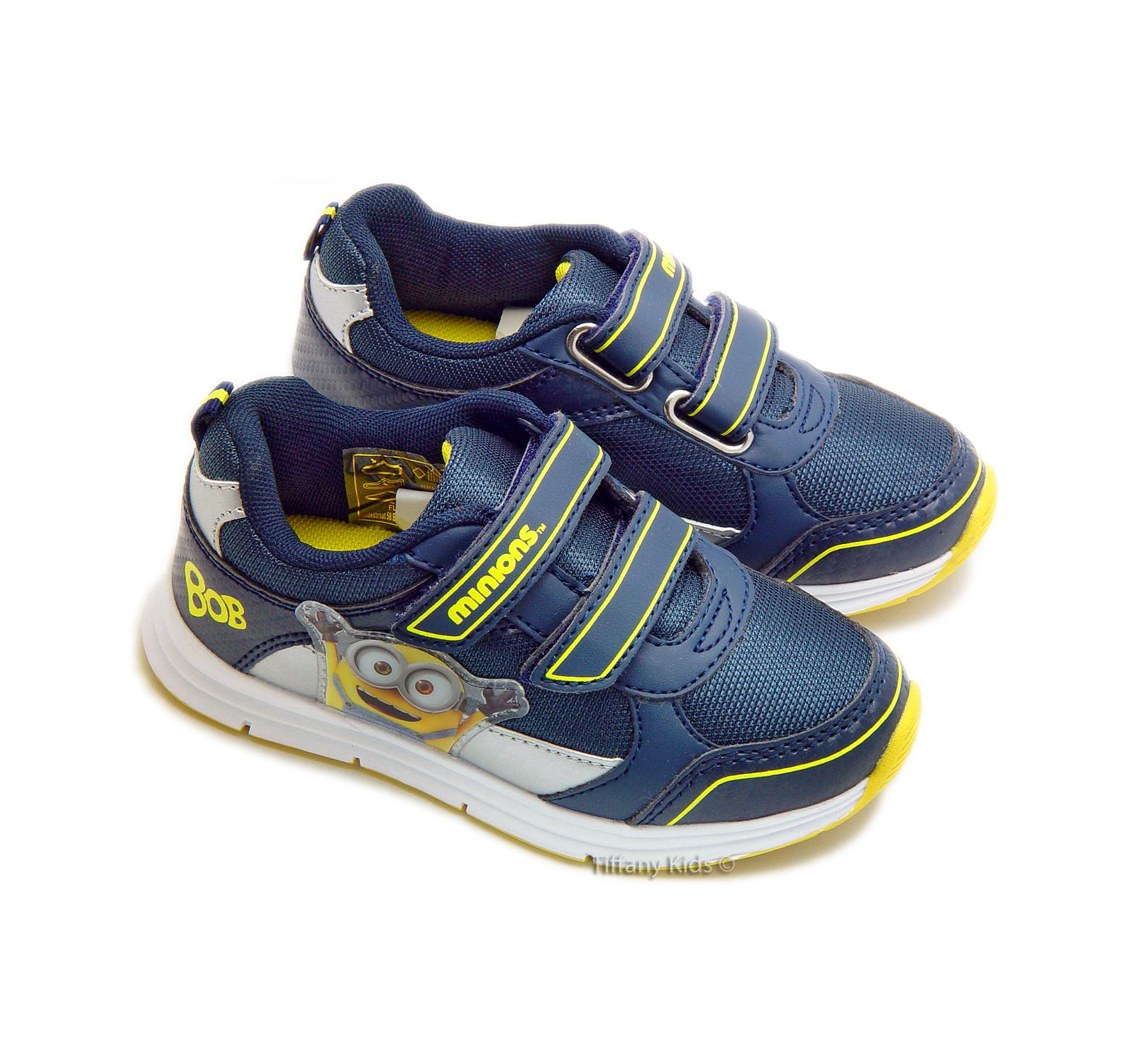 Minions® Pantofi sport eco Albastru