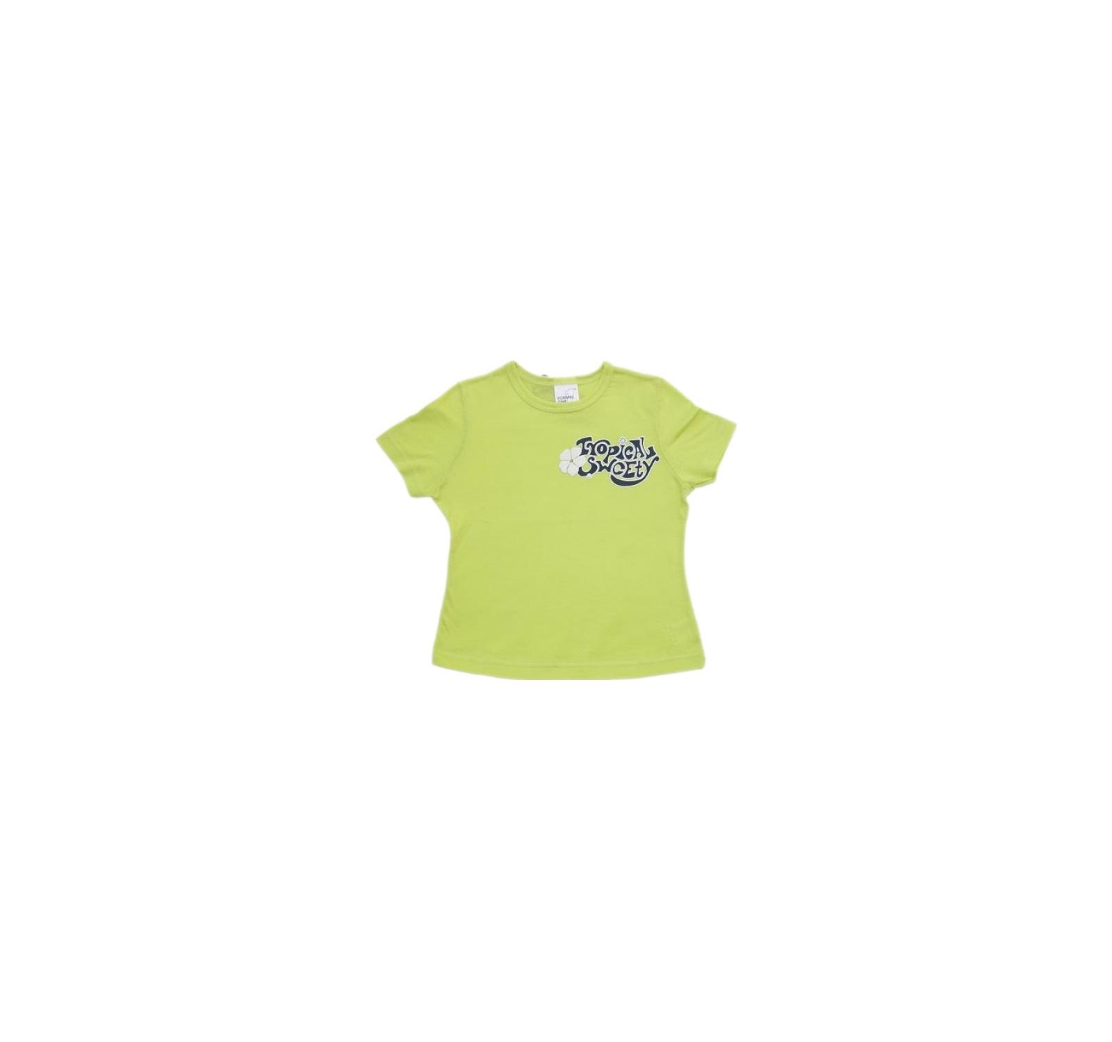 Tricou 98-152 Verde