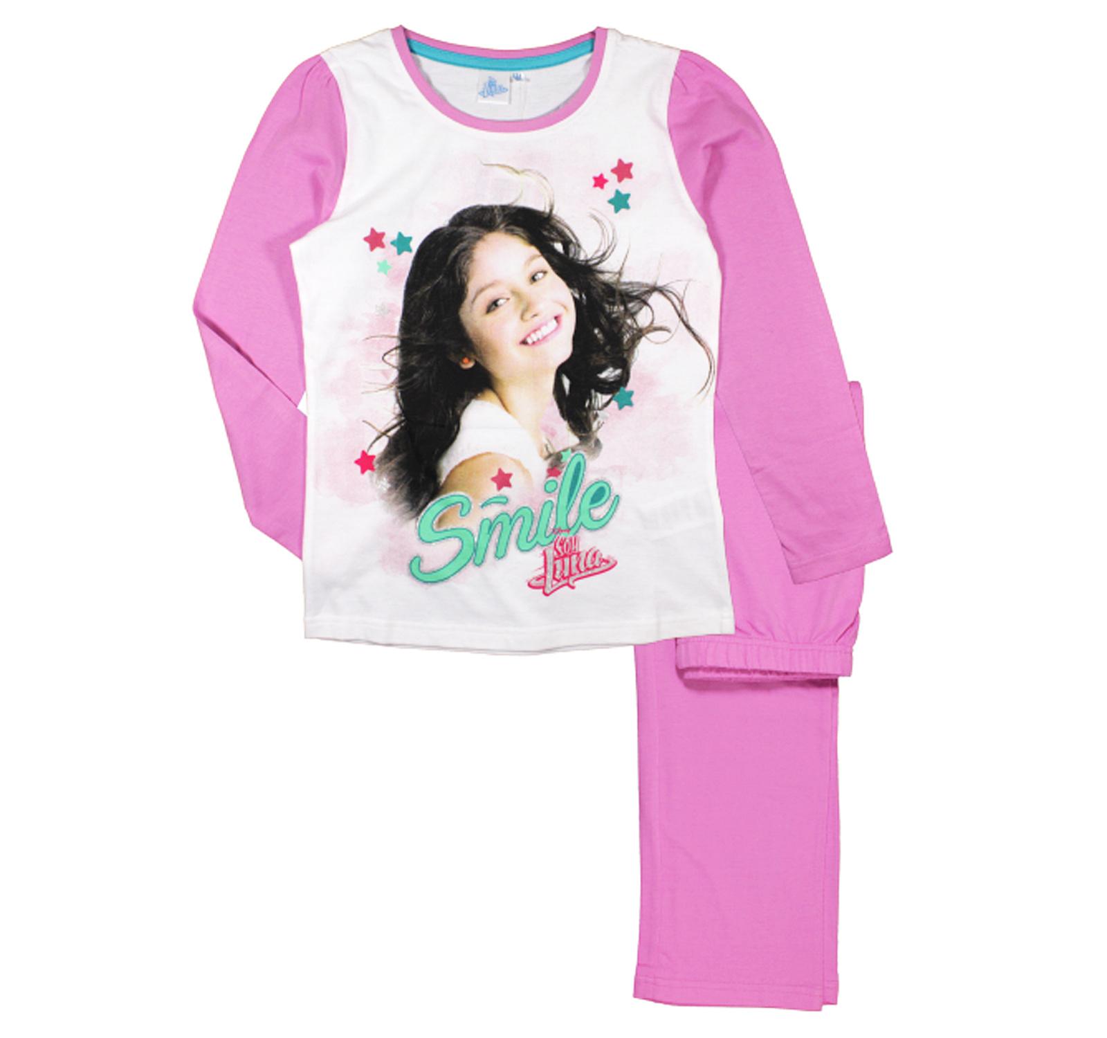 Fete :: Pijamale :: Pijamale Pantaloni Lungi :: Soy Luna