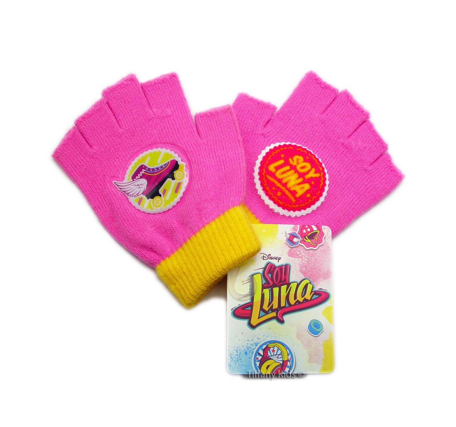 Soy Luna® Manusi Fun (6-12 ani) Ciclam