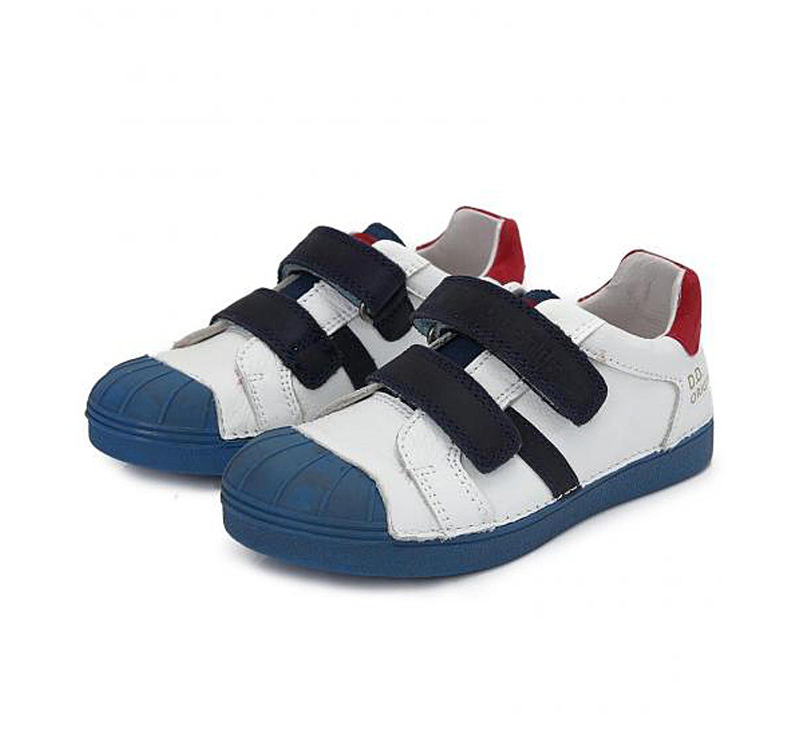 D.D.Step® Pantofi sport piele Alb 43125