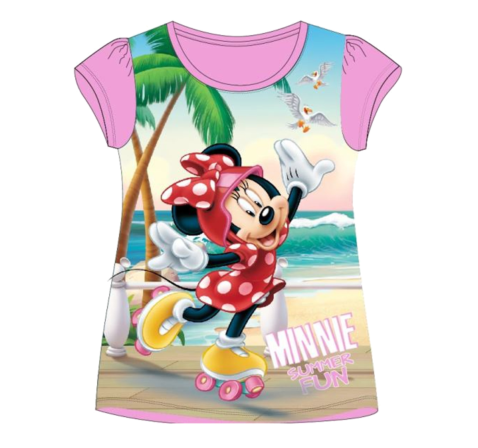 Minnie® Tricou roz 248781