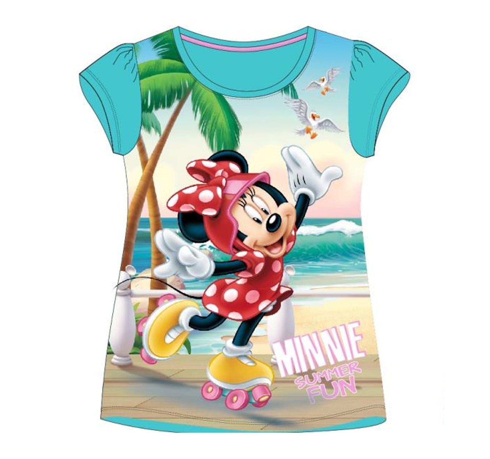Minnie® Tricou turcoaz 248782