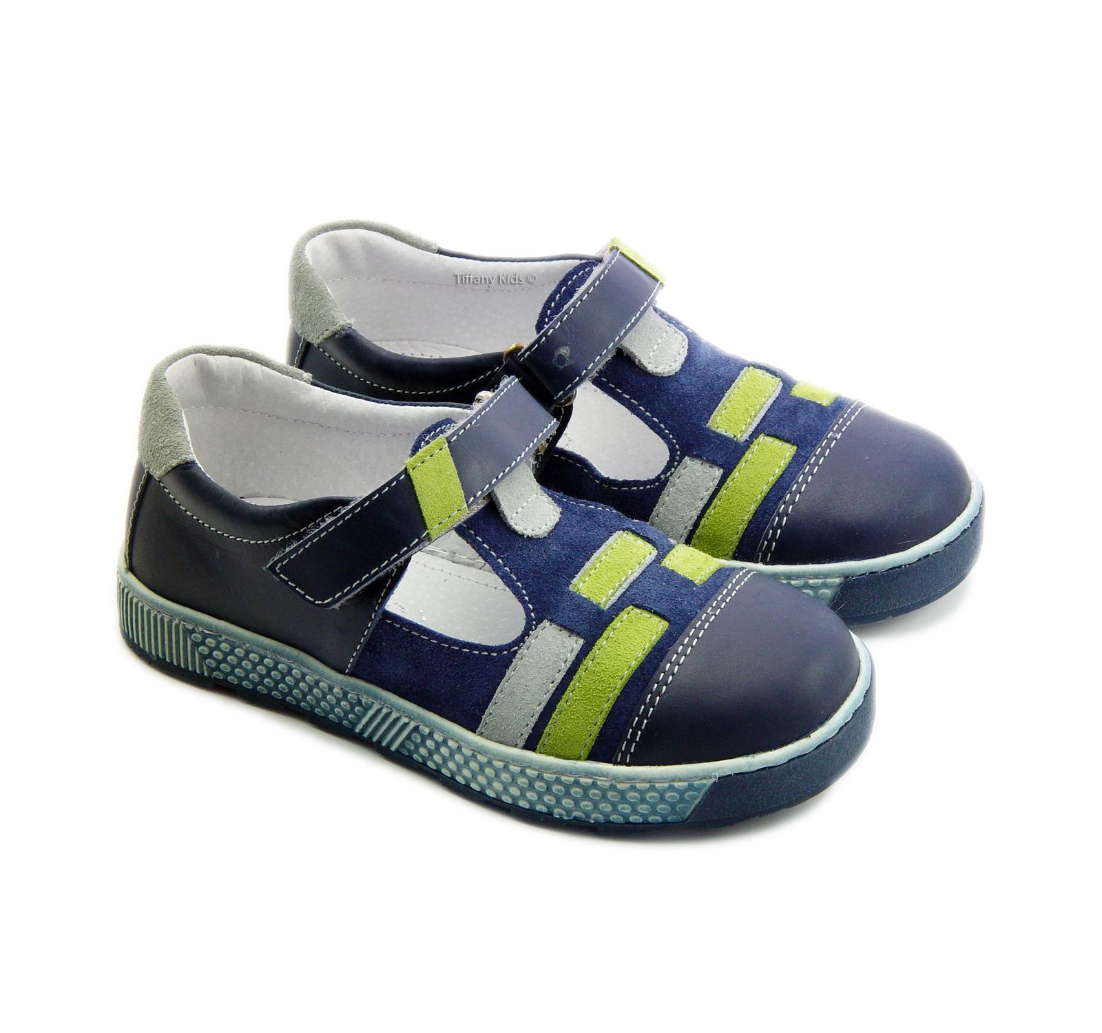 Hokide® Sandale piele Bleumarin 382000