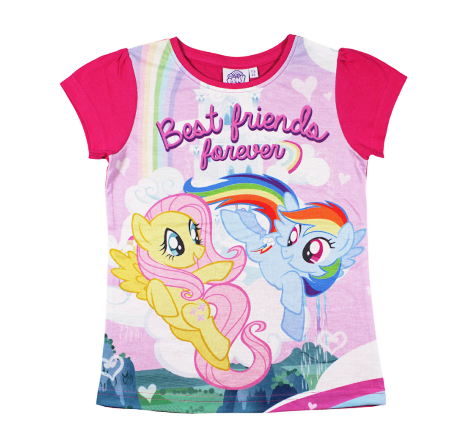 My Little Pony® Tricou Fuxia 327611