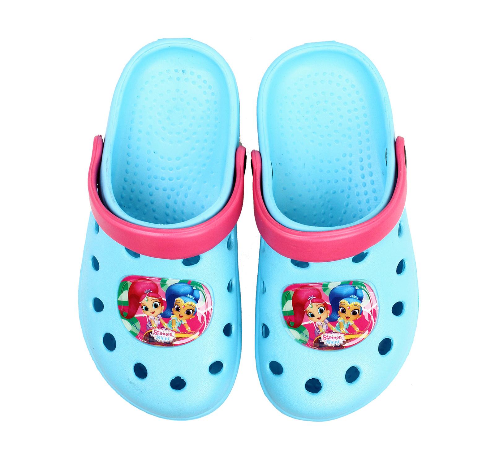 Shimmer and Shine® Saboti tip Crocs Turcoaz 8704661