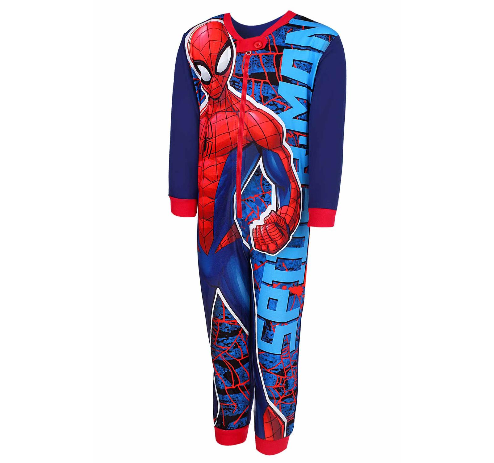 Spider-Man® Salopeta pijama bleumarin 3073082