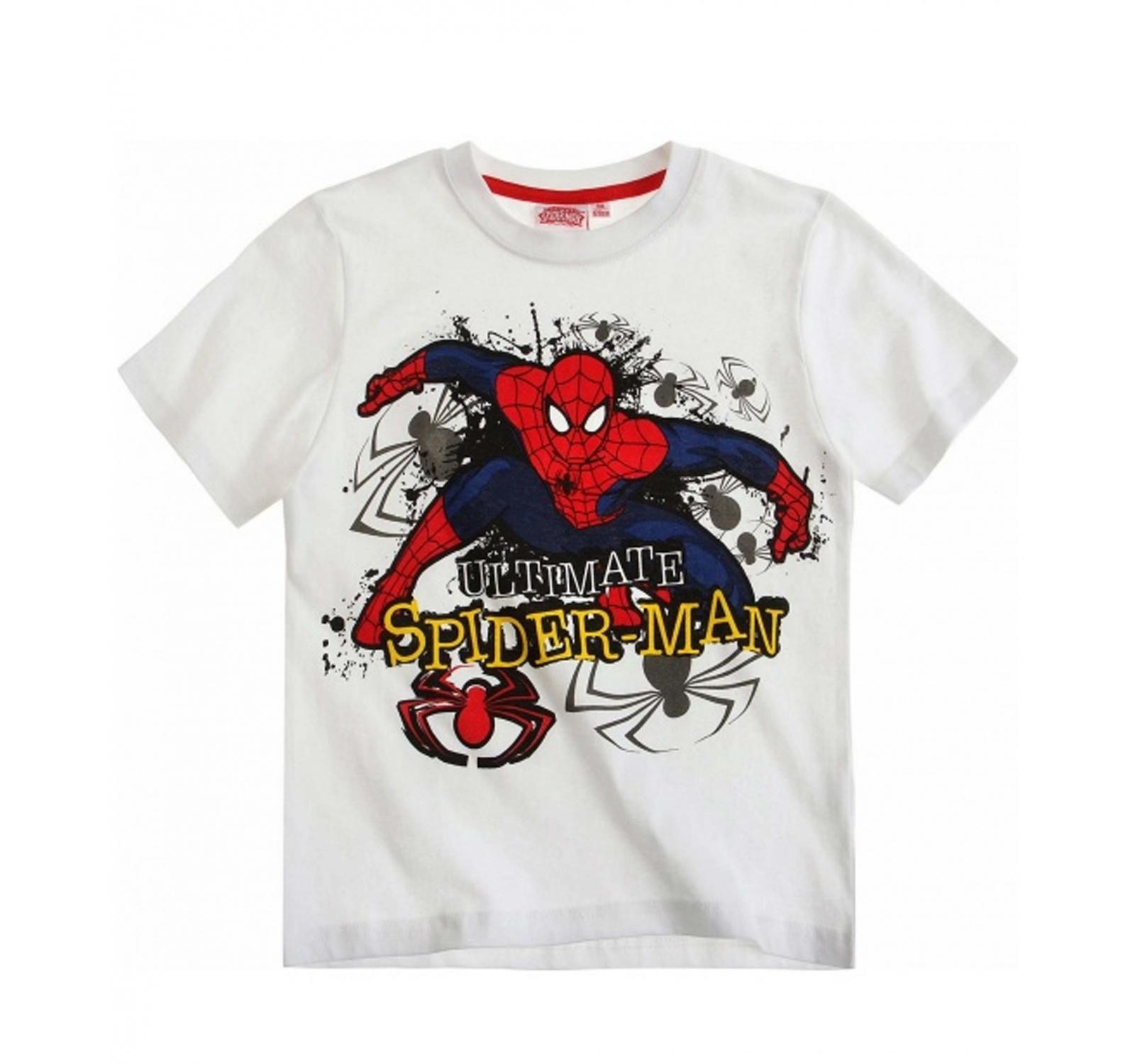 Spider-Man® Tricou Alb