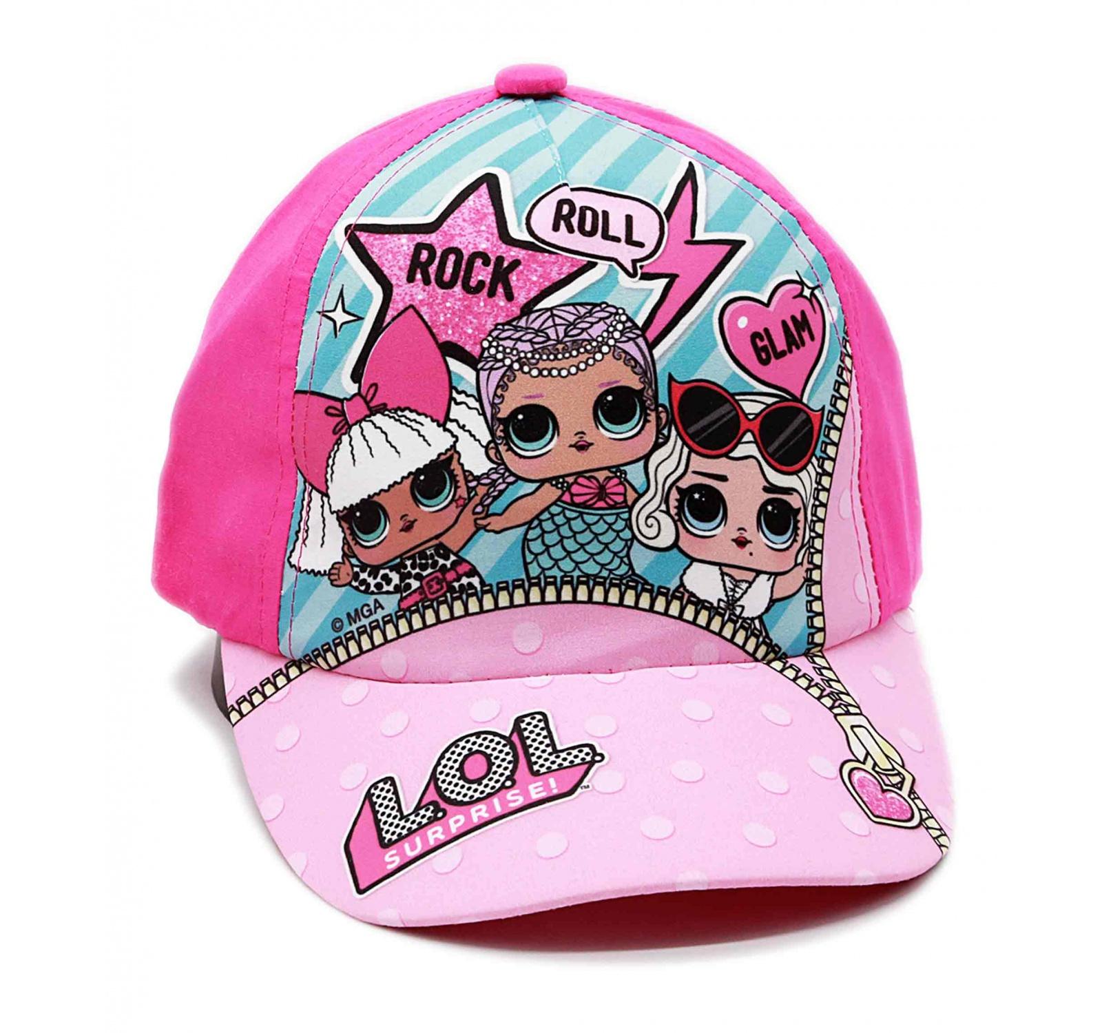 L.O.L. Surprise® Sapca roz-fuxia 180362