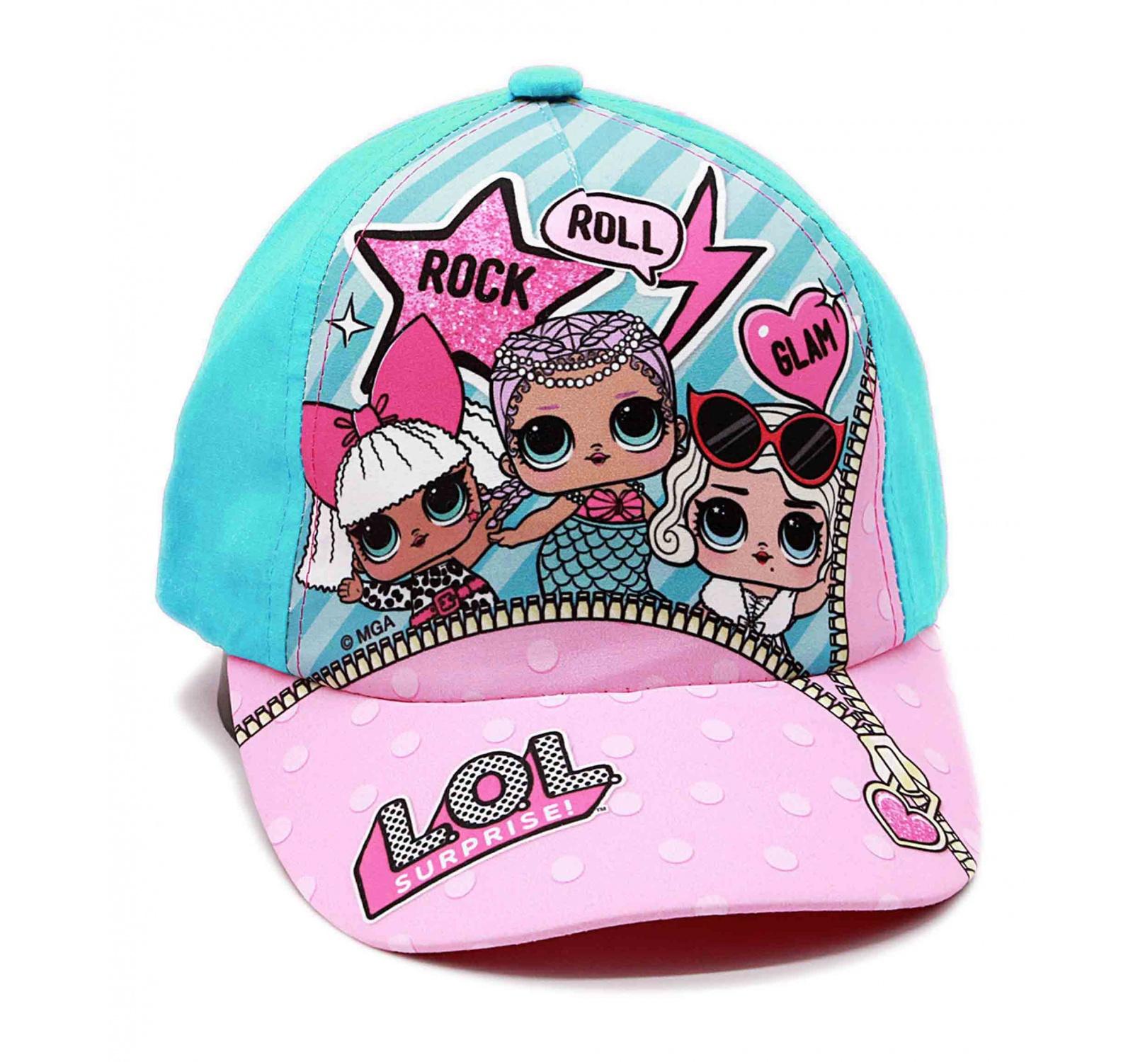 L.O.L. Surprise® Sapca roz-turcoaz 180361