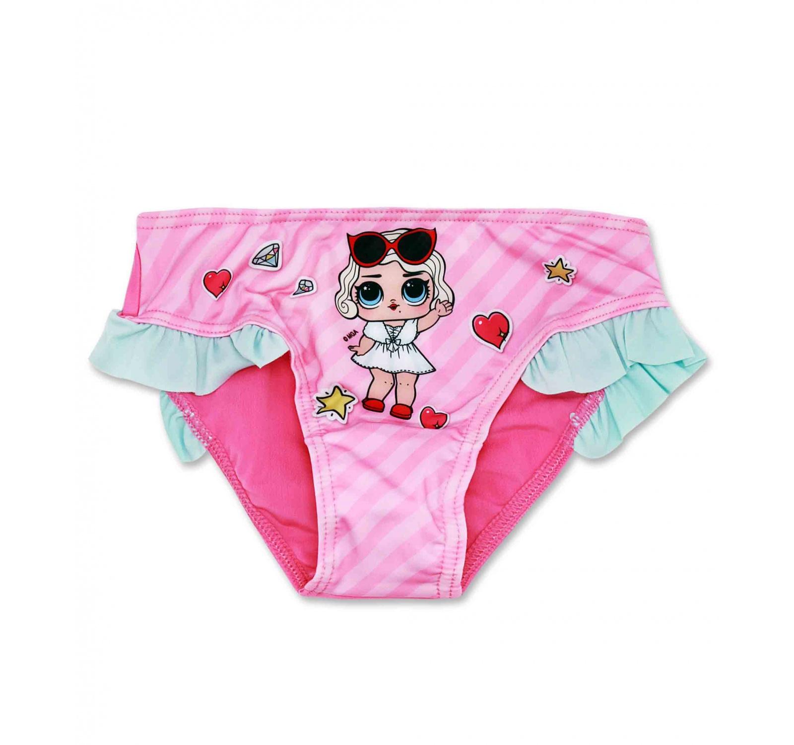 LOL Surprise® Slip baie roz-turcoaz 181382
