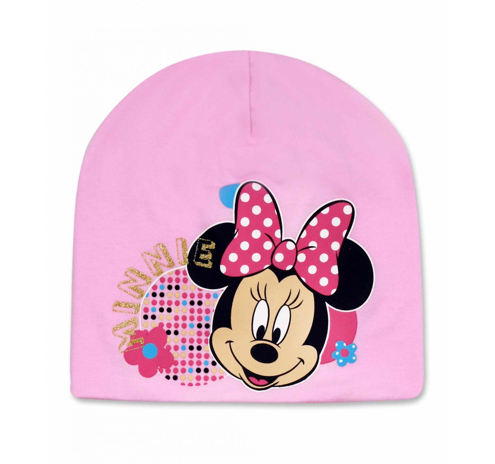 Minnie® Caciulita subtire roz 114041