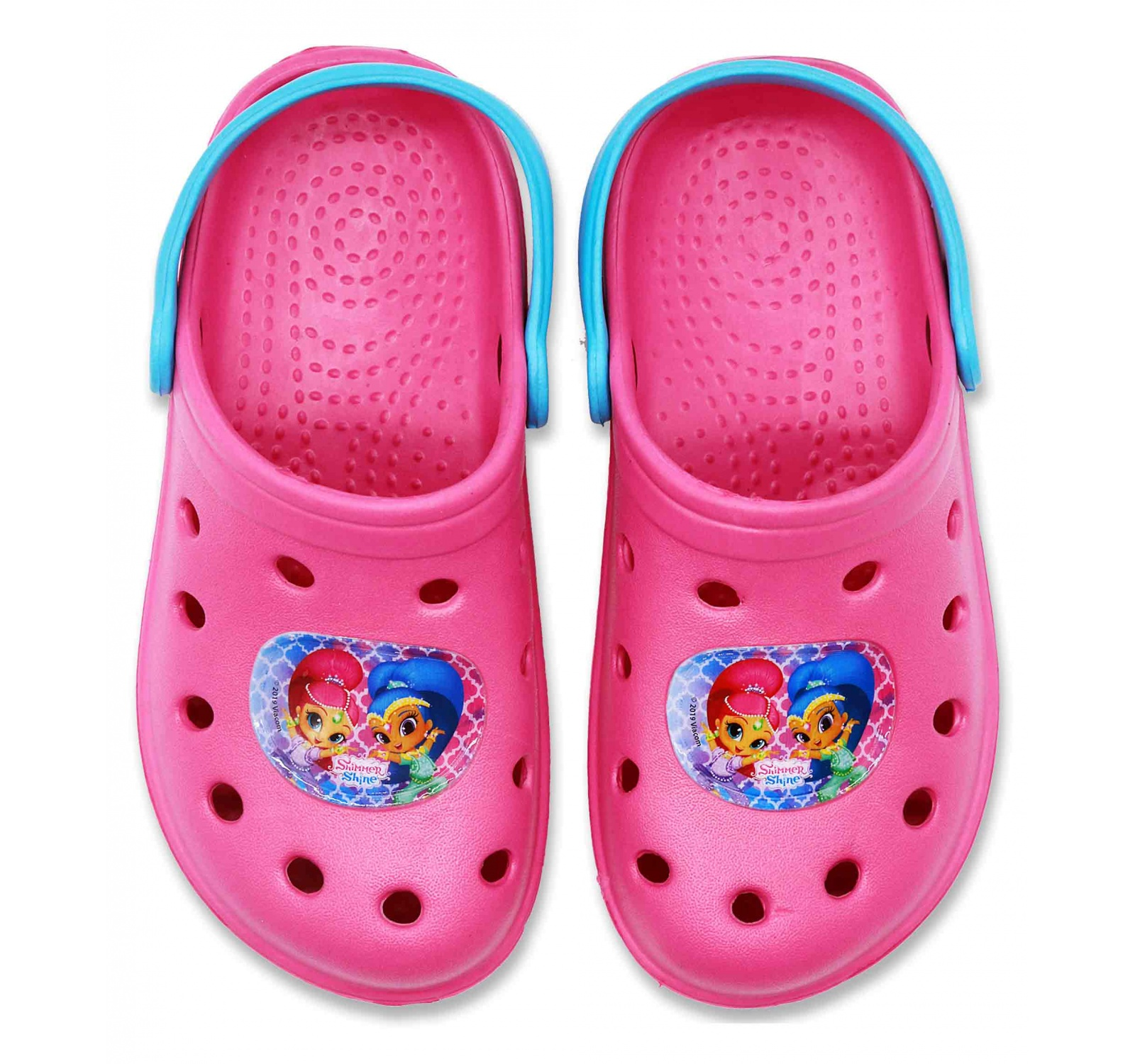 Shimmer and Shine® Saboti tip Crocs Ciclam 8705092