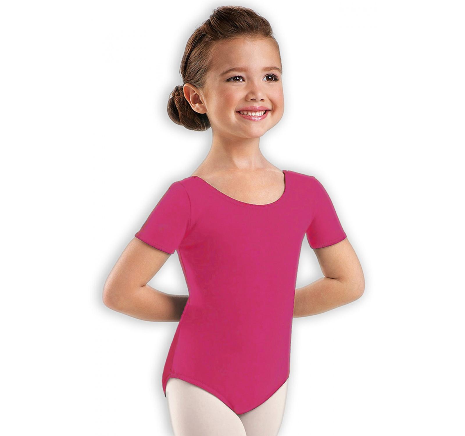 Body gimnastica & dans Magenta 1100