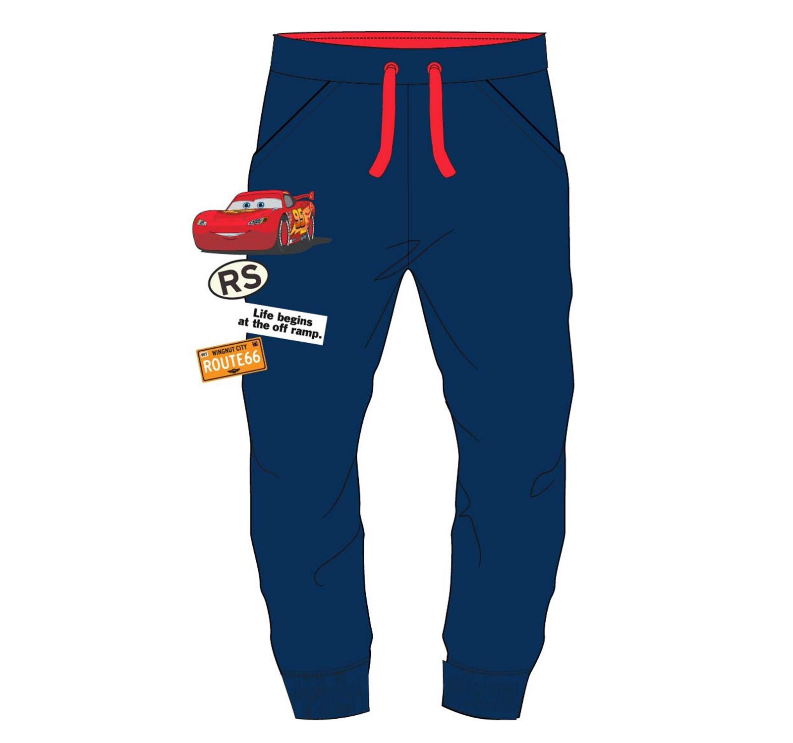 Cars® Pantaloni flausati Albastri 613821